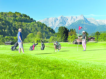 Open Golf Sankt Johann